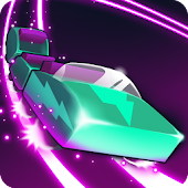 Rollercoaster Dash - Rush and Jump the Train! Icon