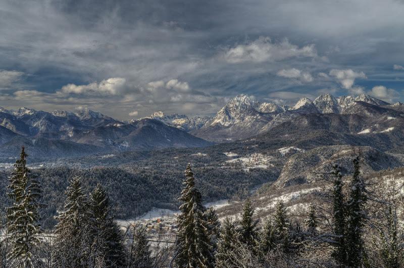 Alpi orientali di Moreno re