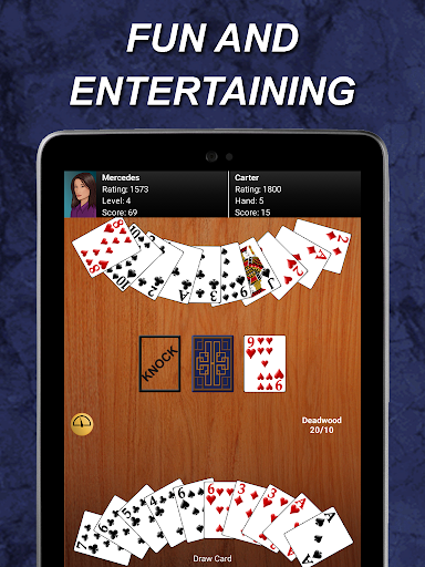 Gin Rummy 2.14.12 screenshots 10