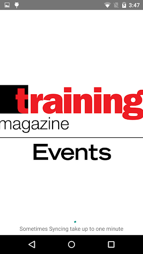 Training Mag Events