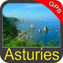 Asturies GPS Map Navigator icon