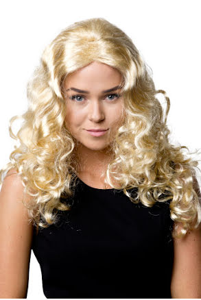 Peruk, Jessica blond