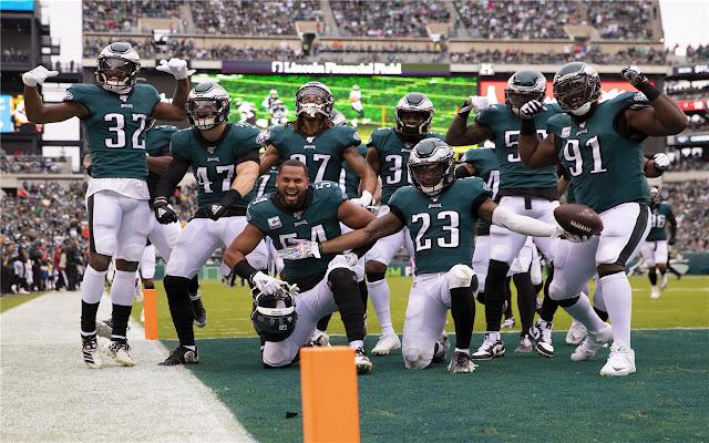 Philadelphia Eagles Themes & New Tab
