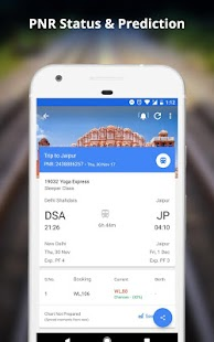 IRCTC Train Booking & Indian Railways PNR Status - náhled