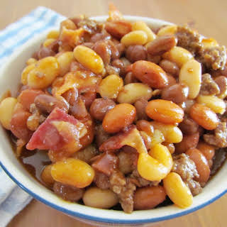 Calico Baked Beans.