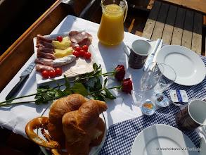 Photo: ... ein Sektfrühstück zum verlieben!