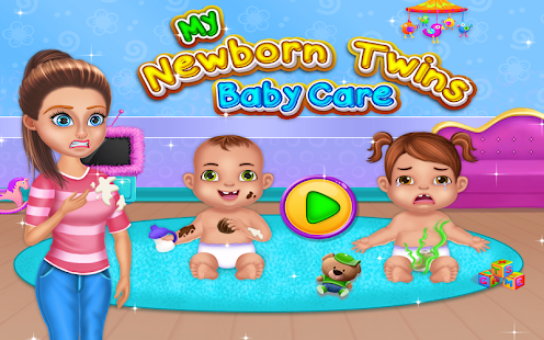 My Newborn Twins Baby Care - náhled