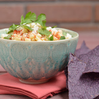 Elote (Mexican Corn Dip) Recipe