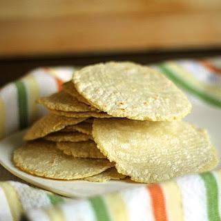 Easy Homemade Corn Tortillas