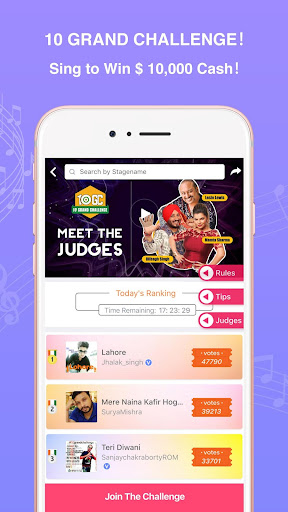 StarMaker: Free to Sing with 50M+ Music Lovers screenshot 2
