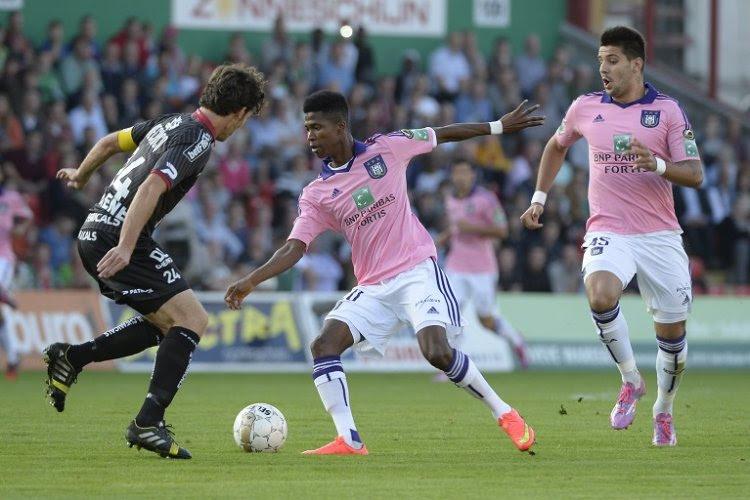 Ibrahima Conté est un fervent supporter du Borussia
