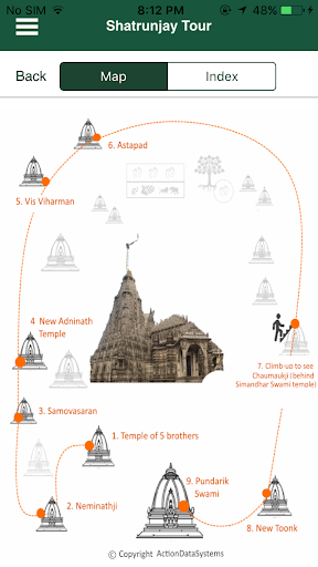 Palitana Shatrunjay Tour Guide screenshot 4