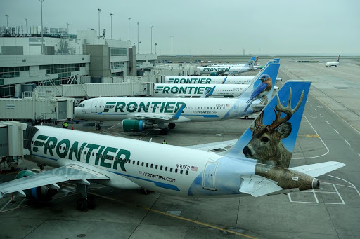 Awful: Mother Assaults Frontier Airlines Staff In Front Of Kids