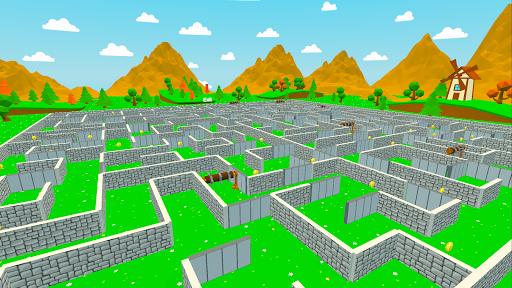 Maze Game 3D - Labyrinth 2.12 screenshots 2