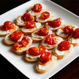 Cheese Tomato Crostini Recipes