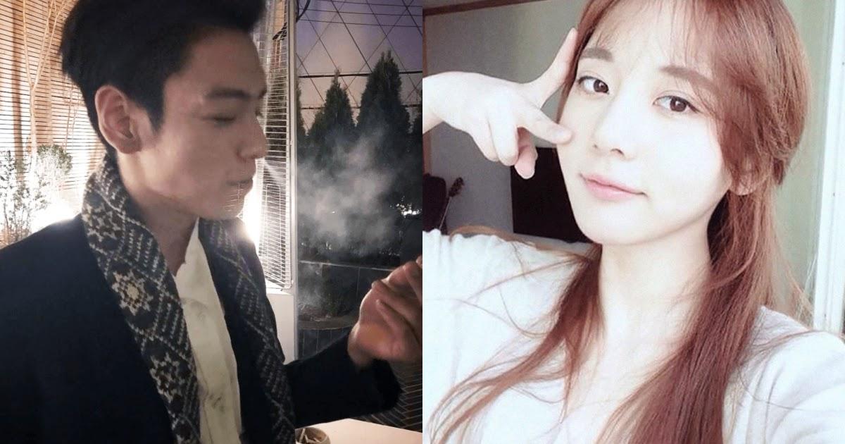 bigbang top han seo hee