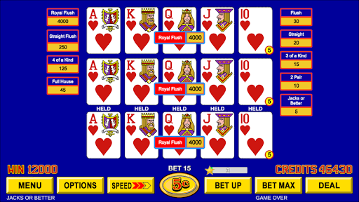 Video Poker - Classic Casino Games Free Offline filehippodl screenshot 11