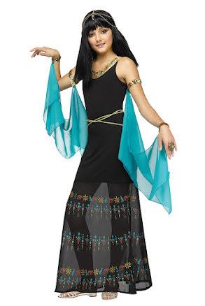 Klänning Egyptisk drottning, barn