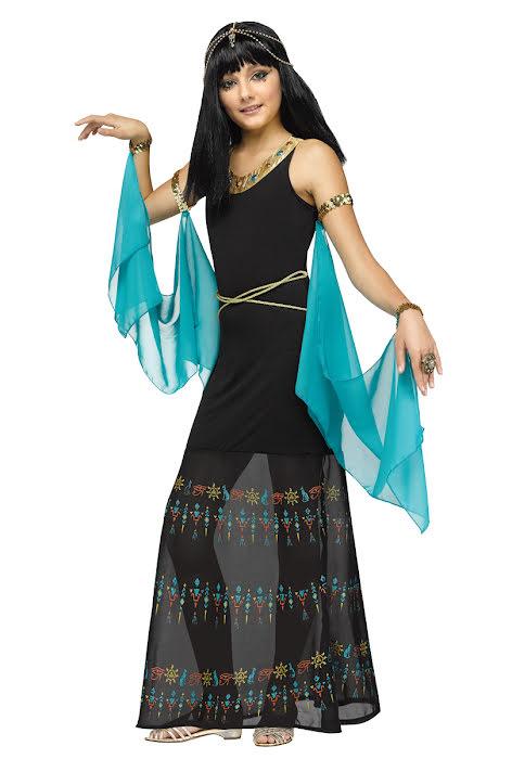 Klänning Egyptisk drottning 28b4ad5eaca3f