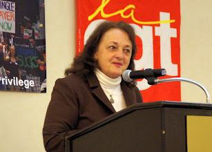 Photo: Donna DeWitt, President Emeritus, South Carolina AFL-CIO