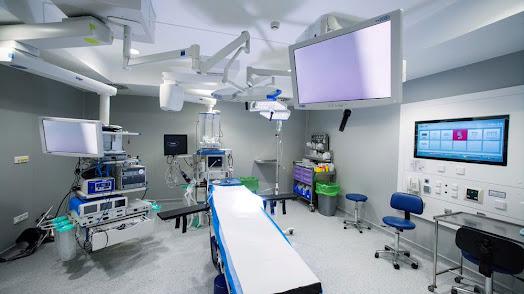 Instalaciones del Hospital HLA Mediterráneo.