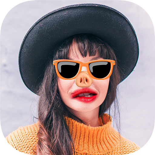 App Insights: Funny Face Editor: Mask Sticker Filters | Apptopia