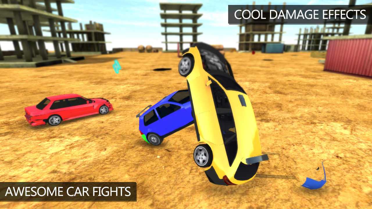 Car Demolition Simulator- screenshot