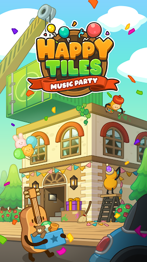 Happy Tiles : My Music Tower apklade screenshots 1