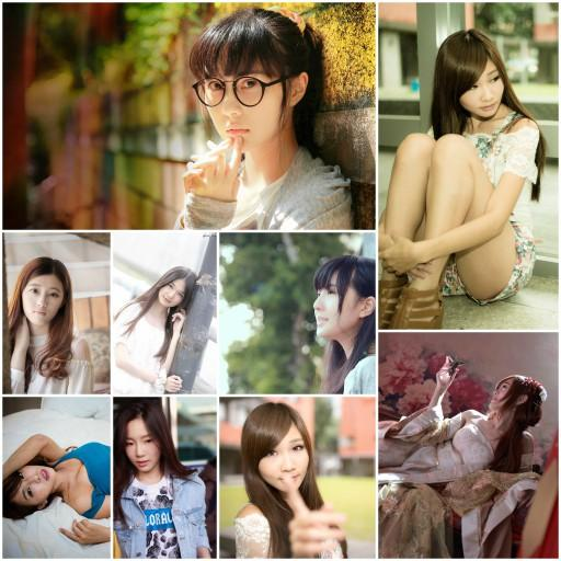 Asian girls wallpapers