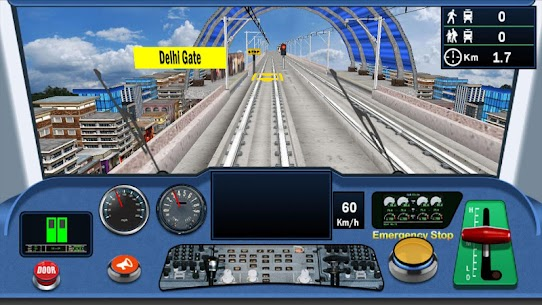 DelhiNCR Metro Train Simulator 10