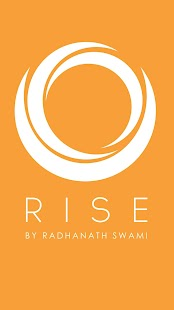 RISE by Radhanath Swami - náhled