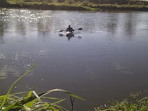 Photo: naprzeciw połączenia z kanałem dośluzy Zwanowice