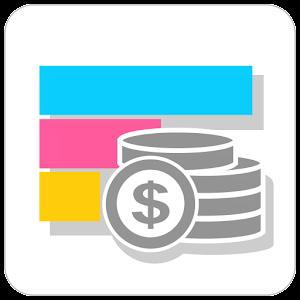 3分類でシンプル支出記録 (家計簿/ 支出管理/ 小遣い帳)
