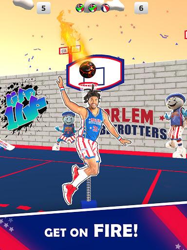 Harlem Globetrotter Basketball screenshots 3