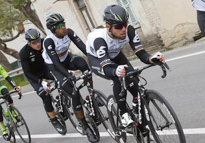 Besef sijpelt door bij concurrenten van Gaviria en Sagan