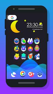 Dualix - Icon Pack Aplicaciones para Android screenshot