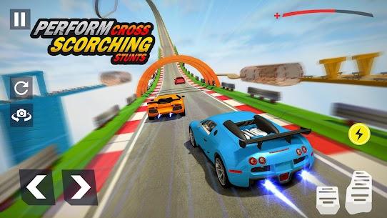 Mega Ramp Car Stunts – Extreme Car Racing Games 3D 3