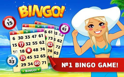 🌴 Tropical Beach Bingo World Screenshot