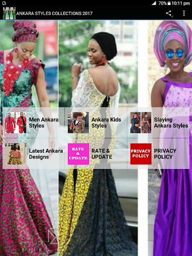95bcb1555d9af ANKARA STYLES COLLECTIONS 2019 by Wisdom Gallery (Google Play, Japan) -  SearchMan App Data & Information