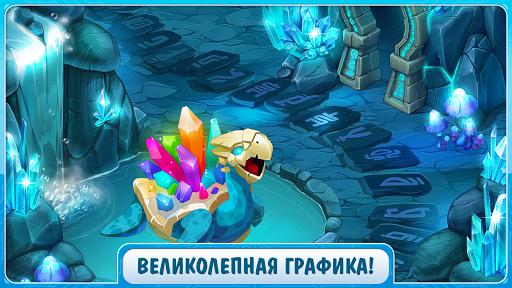 Загадки Атлантиды: три в ряд screenshot 5