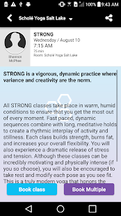 SCHOLÉ YOGA- screenshot thumbnail