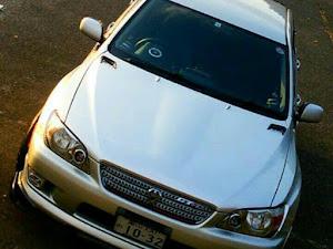 アルテッツァ SXE10 RS200のカスタム事例画像 103Sさんの2020年11月21日22:03の投稿