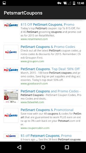 玩購物App|Coupons for Petsmart免費|APP試玩