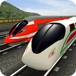 Train Driver 2018 - Train Sim Icon