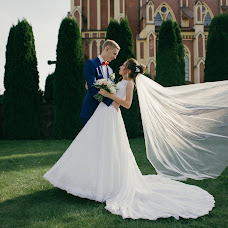 Wedding photographer Andrey Samosyuk (aysmolo). Photo of 29.09.2018