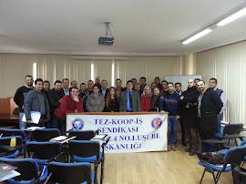 İstanbul 4 Nolu Şube'de Temsilci Eğitimi Yapıldı.