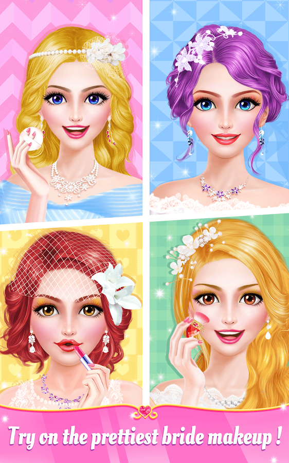 HS Sweetheart - Wedding Salon- screenshot