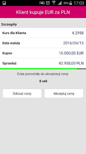 Bank Millennium for Companies - screenshot