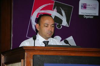 Photo: Sandeep Mahajan, Manager- Supply Chain, Oriflame India