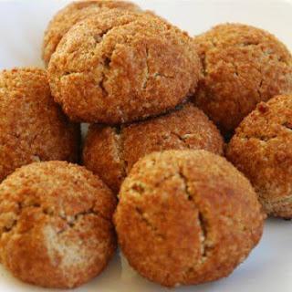 Coconut Sugar Snickerdoodle Bombs.